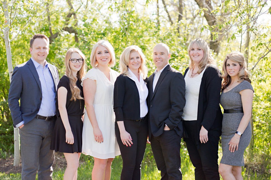 Lendrum Eyecare Team