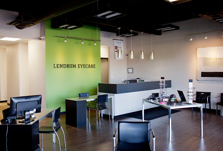 Lendrum Eyecare - Book an Appointment