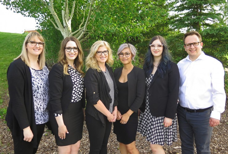 Meet the Lendrum Eyecare Team